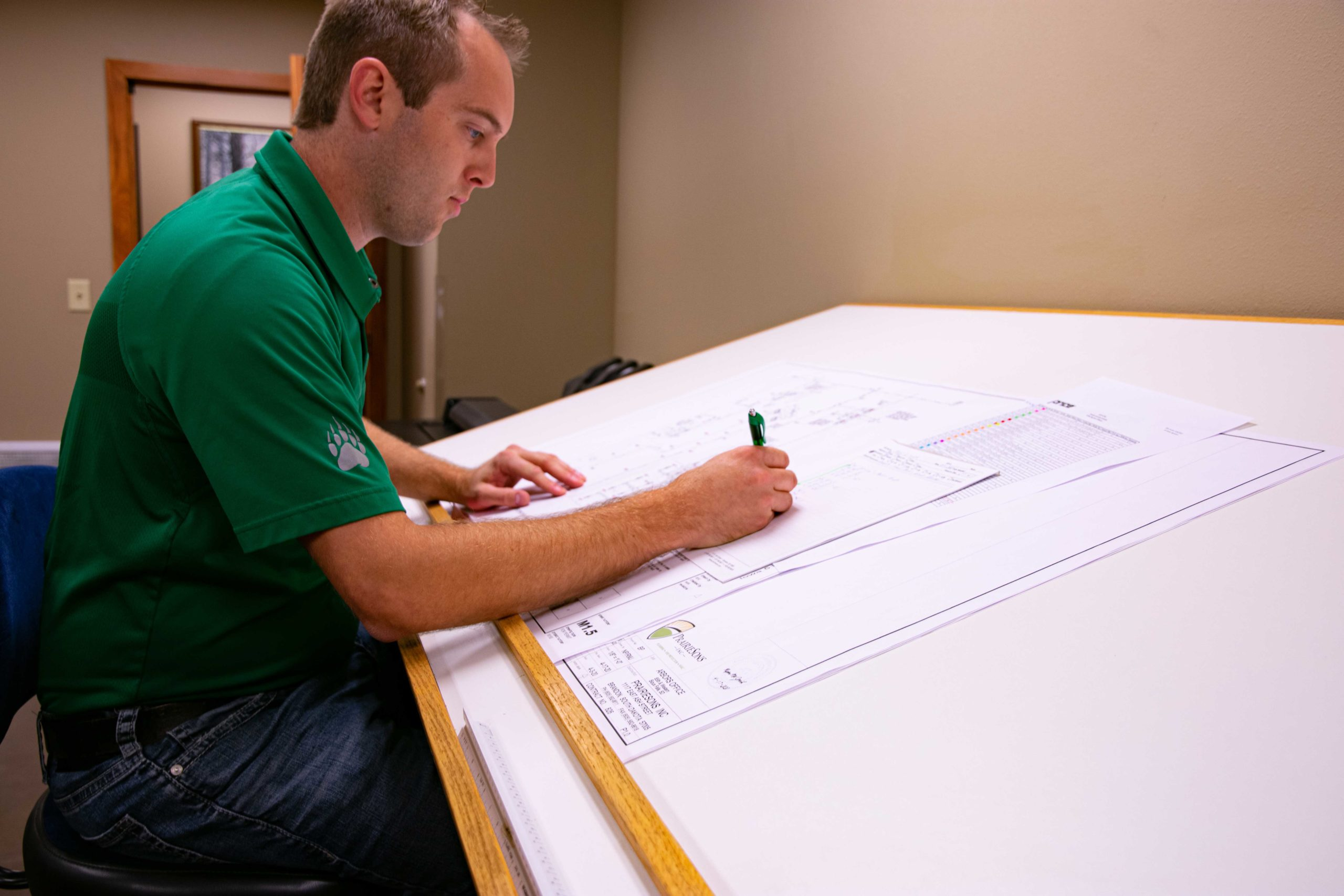 PrairieSons Technician Planning for Project